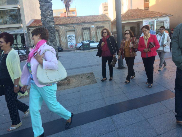 Испанские сеньоры, испанские женщины