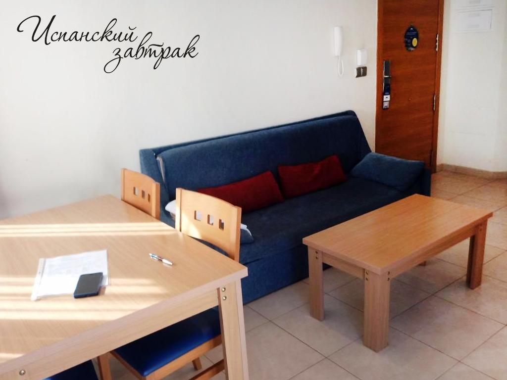 Квартира в Аликанте в 500 м от пляжа